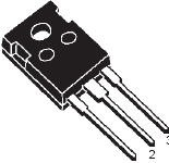 Биполярный транзистор MJW3281AG.